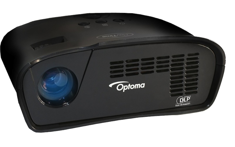 Optoma PT105 Super Portable Video Game Projector